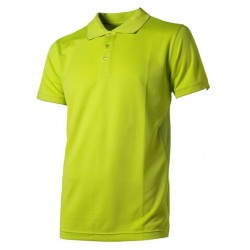Grizzly herre sports poloshirt