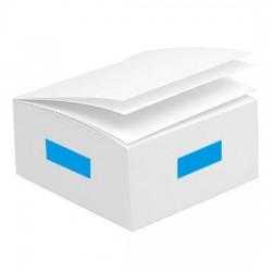 Kubusblokke 10x10x5cm med tryk på 4 sider.