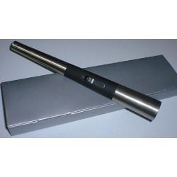 Genopfyldelig stål lighter