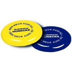 Frisbee med logo 21cm Ø, 2424a37