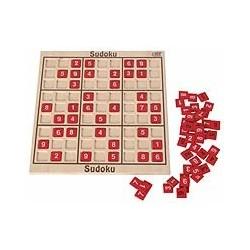Sudoku træspil
