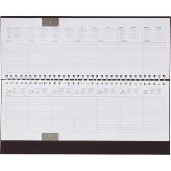 Bordkalender 298x105mm  International
