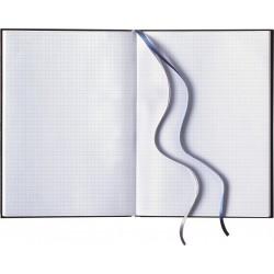 Notesbog, kvadreret, 172x240mm, 666a48