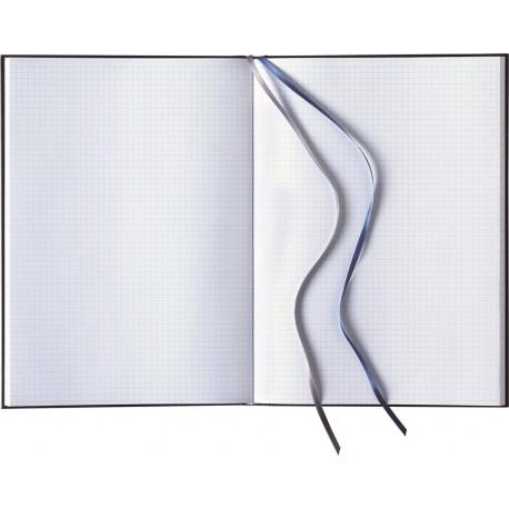 Notesbog, kvadreret, 210x297mm