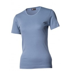 Hurricane Figursyet Dame Rib T-shirts 50229a61