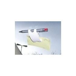 Holder til parkeringsbiletter og kuglepen.                0407109A09