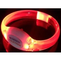 Multi lys Disco lys armbånd