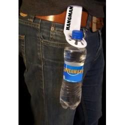 Flaskeholdere med bælteclip
